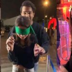 Hania Aamir surprise Birthday party