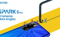 TECNO launched Spark 5 Pro