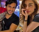 Sadaf Kanwal celebrates Birthday of Shahroz Sabzwari