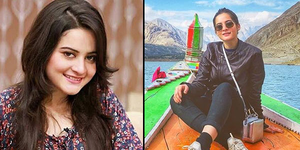 Aiman Khan before & after