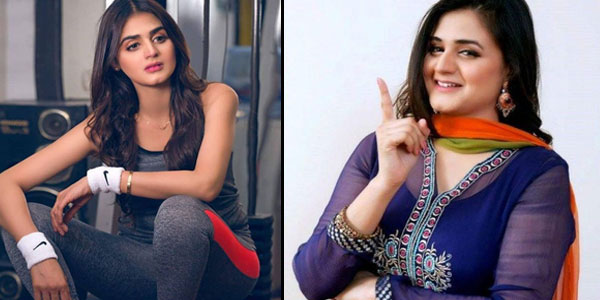 Hira Mani before and after pictures