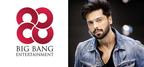Fahad Mustafa set up his own production house with the title Big Bang Entertainment.