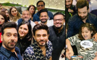 Faysal Qureshi Birthday pictures