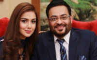 Amir Liaquat and wife test positive for Covid-19