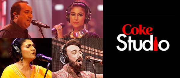 Coke Studio 2020 artist line up