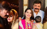 Aiman Khan and Minal Khan's father passed away