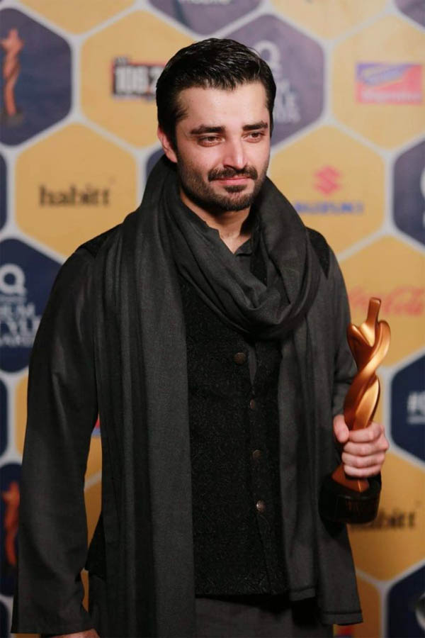 Having left showbiz for the sake of religion, Hamza Ali Abbasi is currently spending quality time with his family.