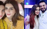 Syeda Tuba Aamir has made her acting debut and how!