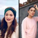 Ayeza Khan and Danish Taimoor speaks about young actors relationship