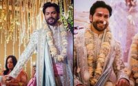 Varun Dhawan got married with his childhood friend Natasha Dalal